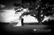Newly Married Couple Portrait