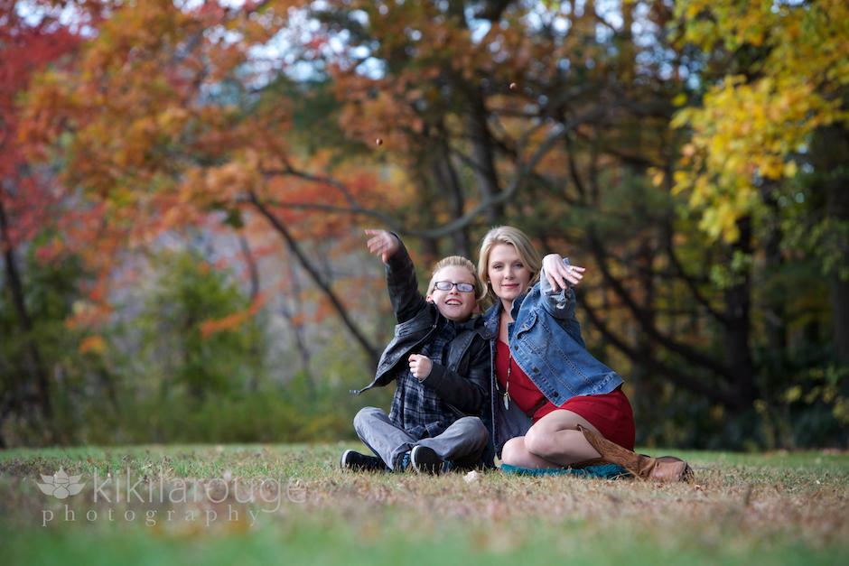 Boston Family Portrait Photographer ~ Endicott Park